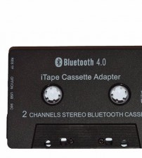 Bluetooth kazettás adapter