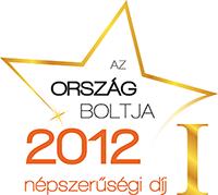 2012 ország boltja