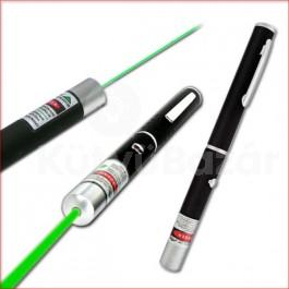 Zöld lézer toll / 50mW - laser pointer