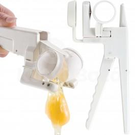 Automatikus tojástörő + sárgája elválasztó