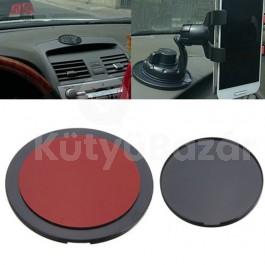 Univerzális Mobil, autó kamera, GPS Tapadókorong