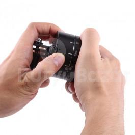 360°-os Time-lapse tartó adapterrel akciókamerához