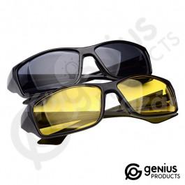 Látásjavító vezetői szemüveg