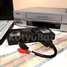 EASYCAP USB VIDEO DIGITALIZÁLÓ adapter