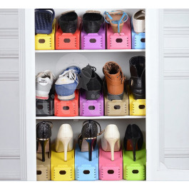 Helytakarékos cipőtároló