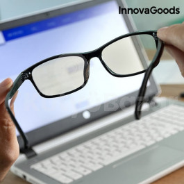 Kék fény elleni monitorszűrő szemüveg