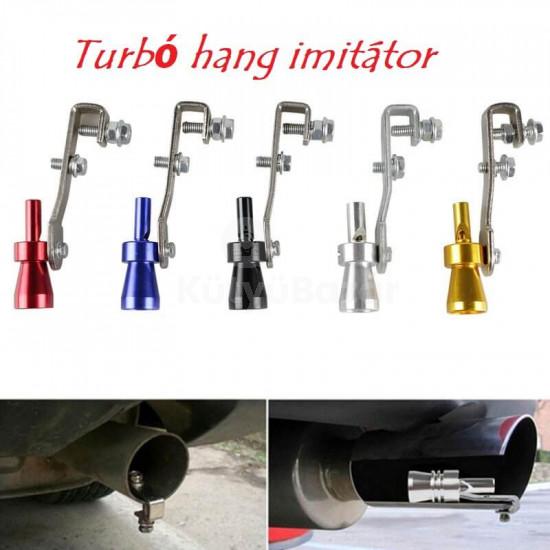 Turbó hang imitátor
