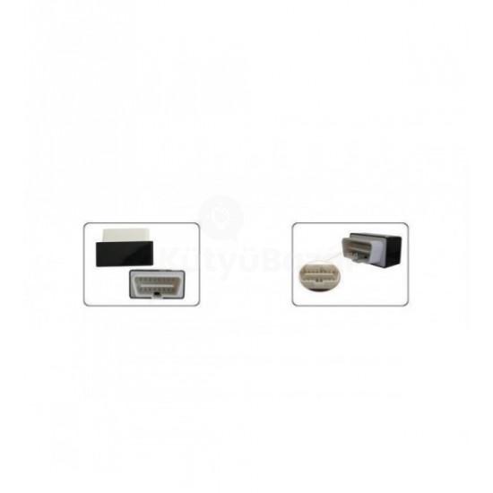 Kapcsolható mini Bluetooth OBD2 univerzális hibakódolvasó autódiagnosztika