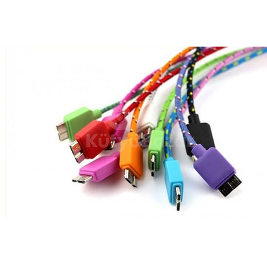 Micro USB 3.0  kábel 2 méteres