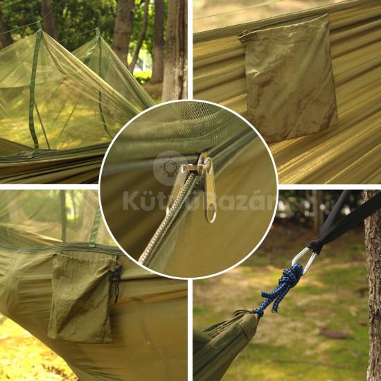 Szúnyoghálós függőágy