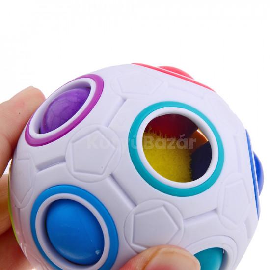 Logikai játék, logikai fejtörő labda gyerekeknek