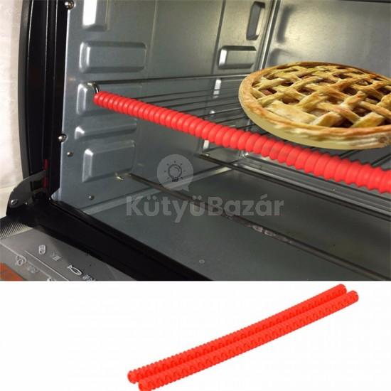 Sütőrácsra helyezhető szilikon védőréteg