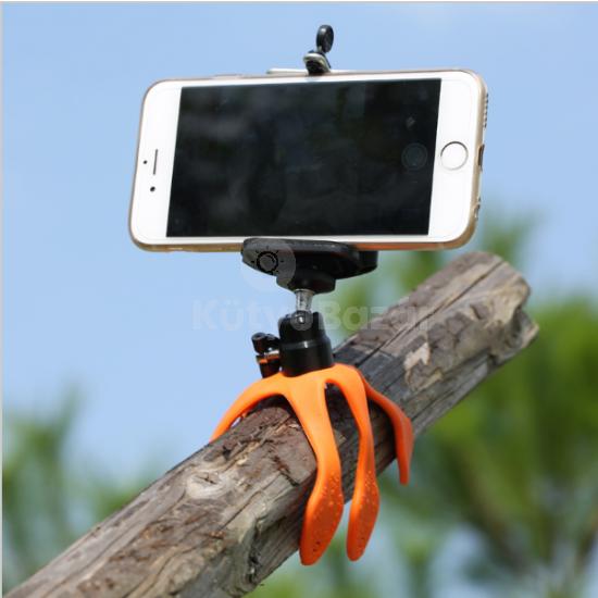 Gekkó flexibilis kamera állvány