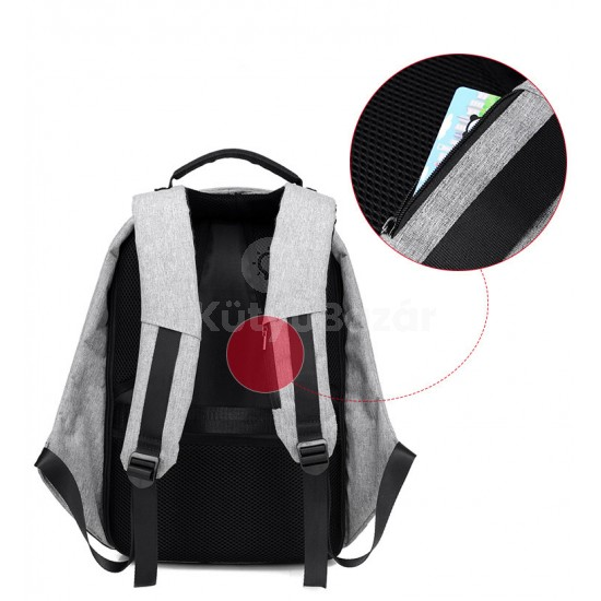 Multifunkciós lopásbiztos hátizsák