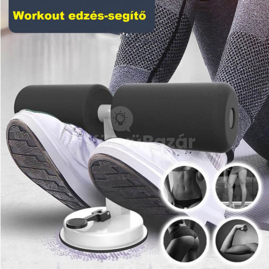 Workout edzés-segítő