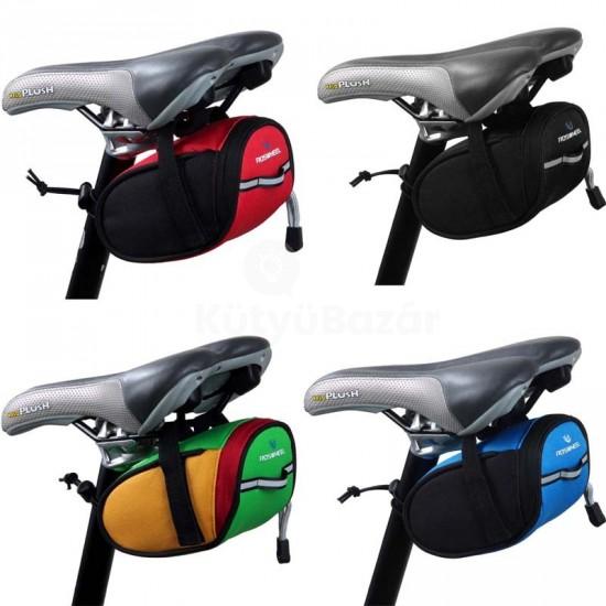 Kerékpártáska, biciklis táska, nyeregtáska