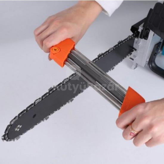Kézi láncfűrész élező 5,2 mm