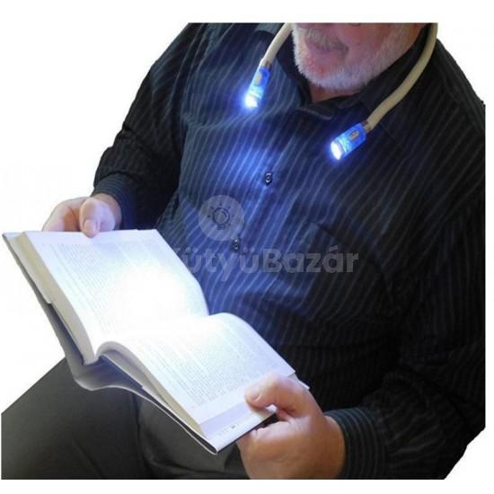 Nyakba akasztható lámpa