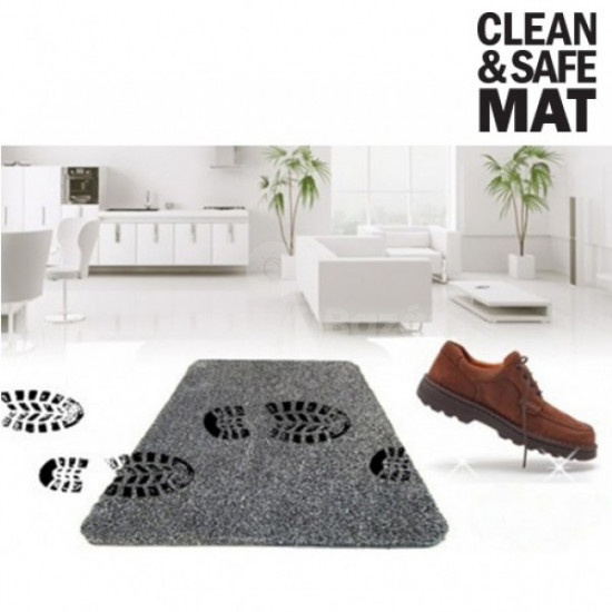 Lábtörlő, szennyfogó szőnyeg, csodalábtörlő