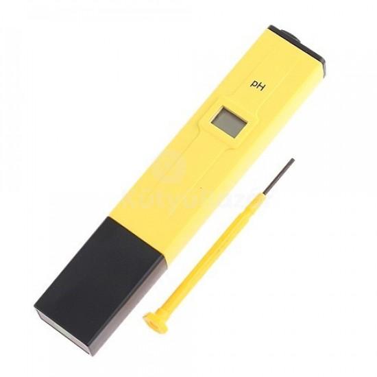 PH mérő műszer digitális PH mérő készülék PH teszter