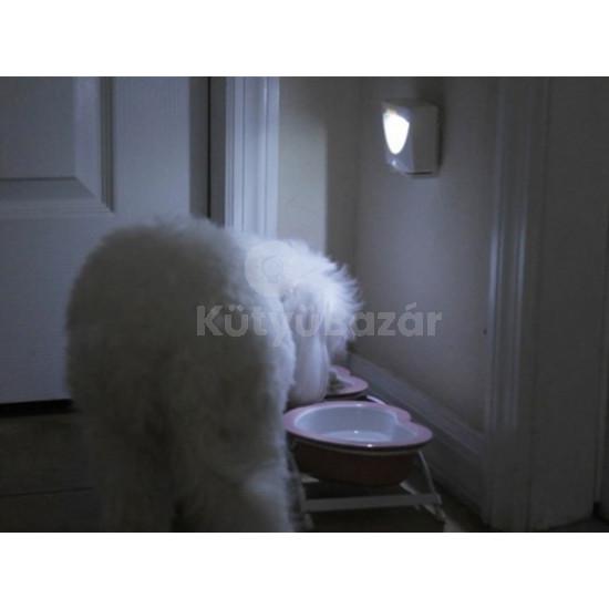 Mozgásérzékelős lámpa, LED lámpa, kültéri és beltéri fali lámpa