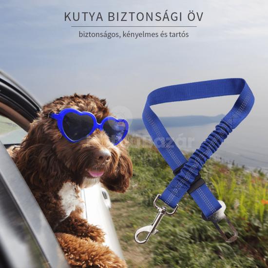 Kutya biztonsági öv