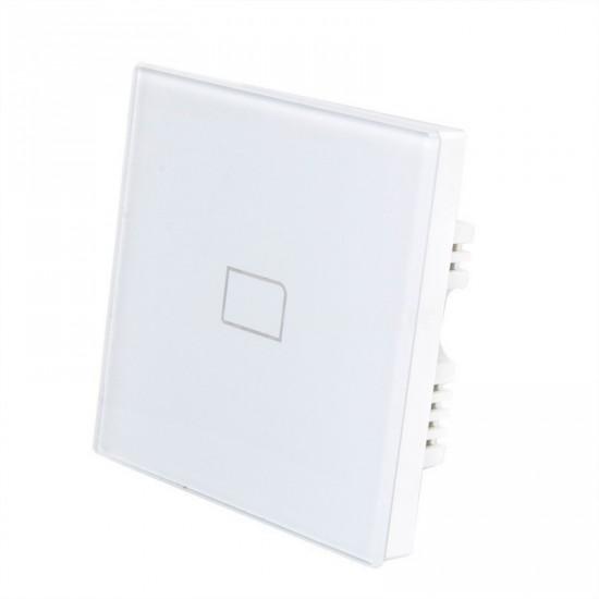 Wifi-s villanykapcsoló + érintős foglalat