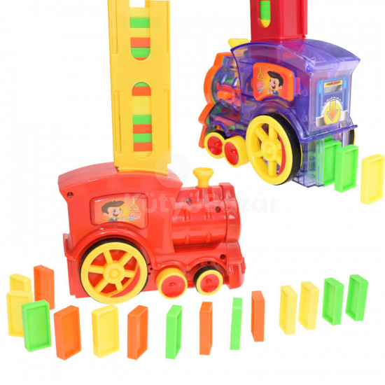 Dominó vonat