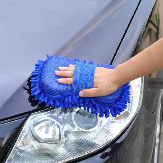 Autómosó szivacs, mikroszálas tisztító szivacs