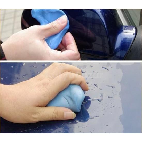 Újdonság! Mágikus autó tisztító gyurma - legyen autód olyan mint újkorában