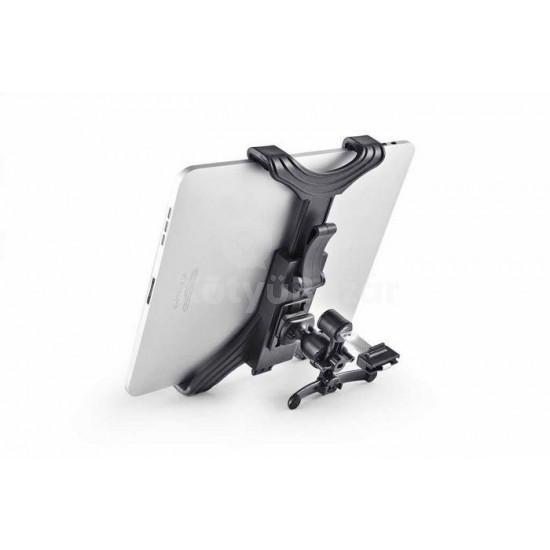 Univerzális szellőzőrácsra helyezhető Tablet tartó