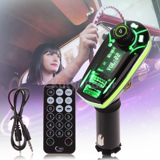 FM transmitter 2 USB porttal
