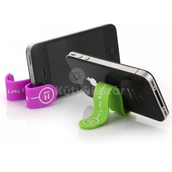 Univerzális Flexibilis Csiptető Mobilokhoz, Kábelekhez