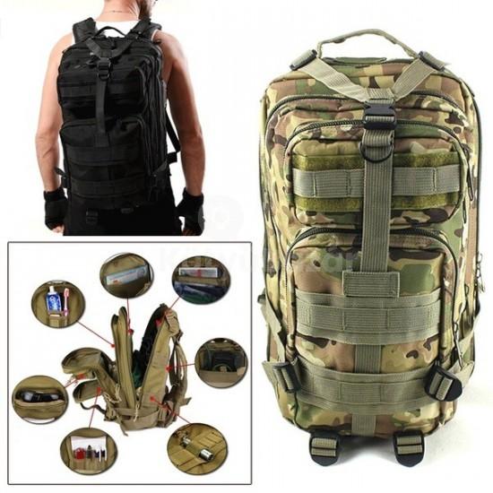 Profi túra hegymászó táska