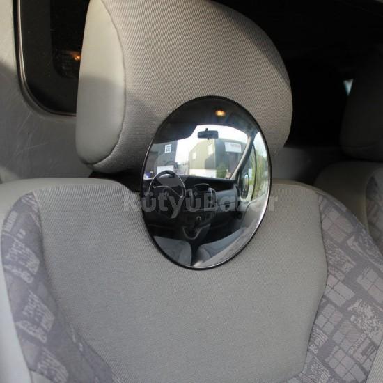 Babafigyelő tükör, baba visszapillantó tükör, baba tükör autóba