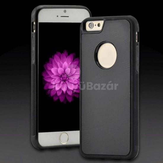 Antigravitációs iPhone és Samsung tok - Fekete - Utolsó darabok!