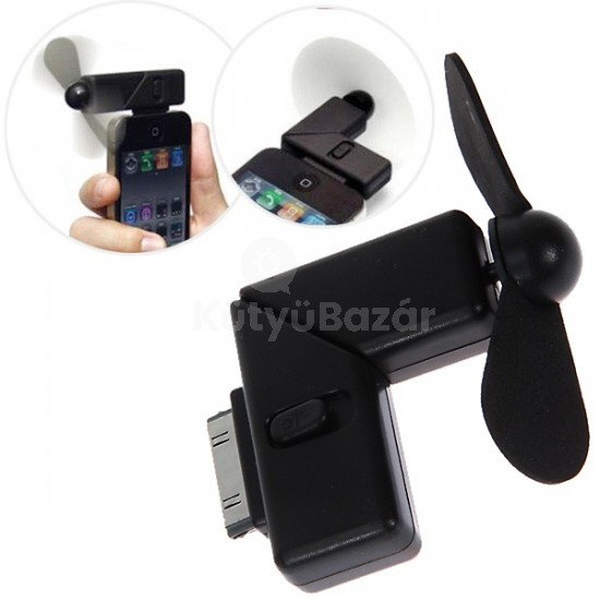 Iphone ventilátor