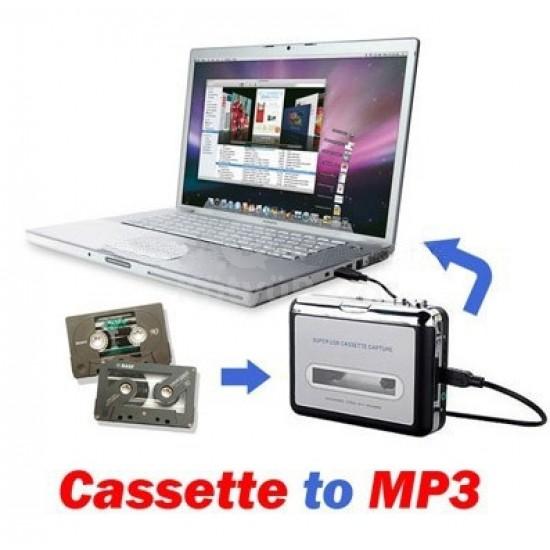 Kazetta digitalizáló USB digitalizáló ION