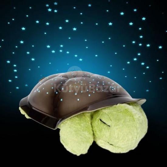 Projektoros éjszakai teknősbéka lámpa