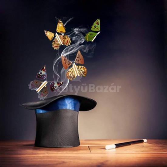 Felröppenő pillangó, meglepetés ajándék 5 db