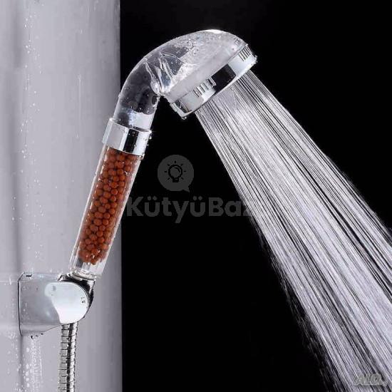 Zuhanyrózsa, víztisztító zuhanyfej