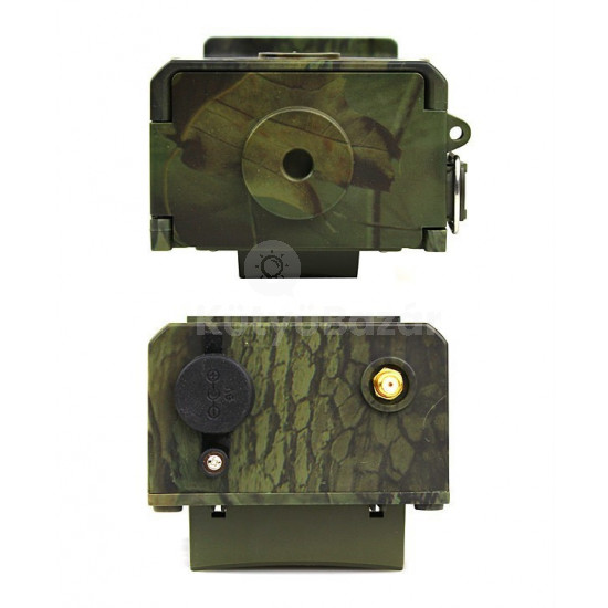 Infravörös vadkamera éjjellátó funkcióval 12 megapixeles felbontással MMS E-MAIL támogatással