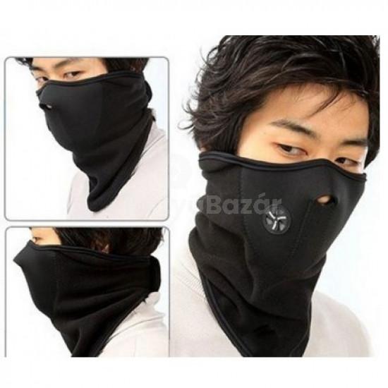 Arcvédő maszk sportoláshoz