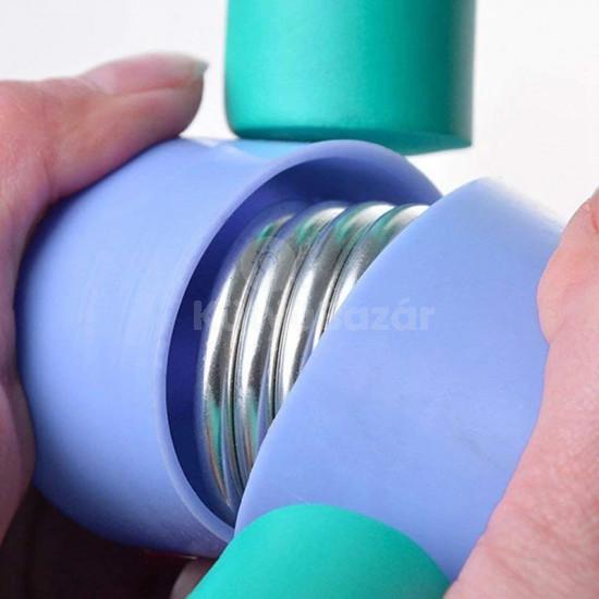 Comberősítő, láberősítő fitnesz eszköz