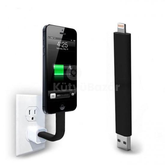 Hajlítható Lightning USB kábel