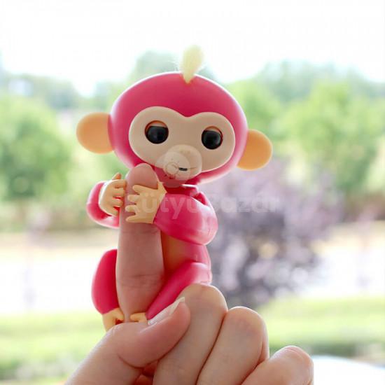 Interaktív játék, majmos játék, markoló maki