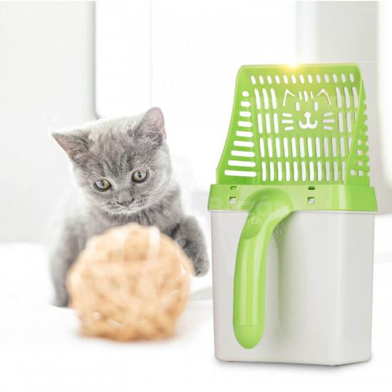 Mágikus macskaalom lapát