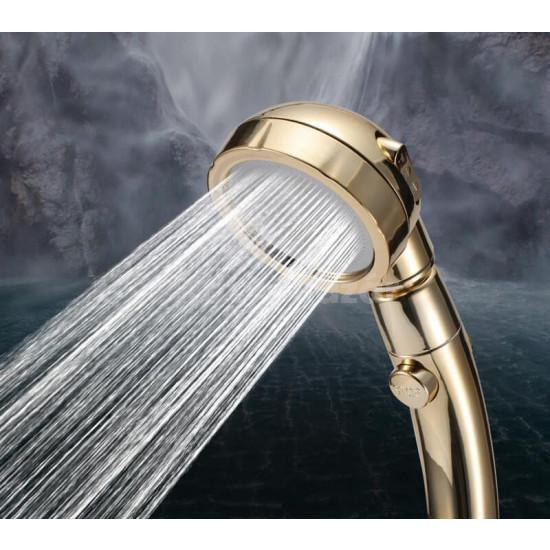 Zuhanyfej, zuhanyrózsa 3 üzemmóddal
