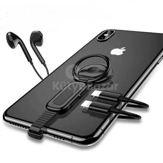 Gyűrűs iPhone Lightning adapter