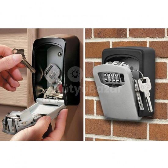 Kulcsszéf, kulcstároló doboz
